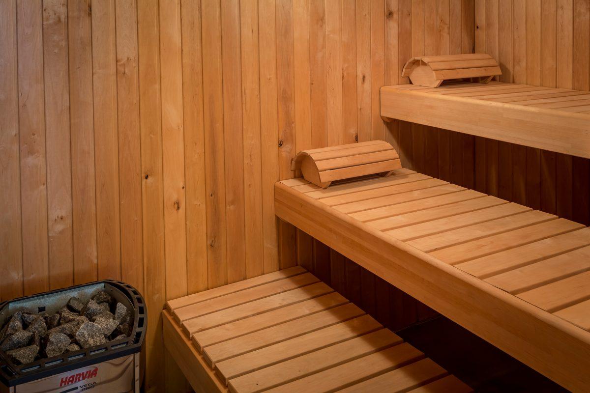 Old Hospital sauna